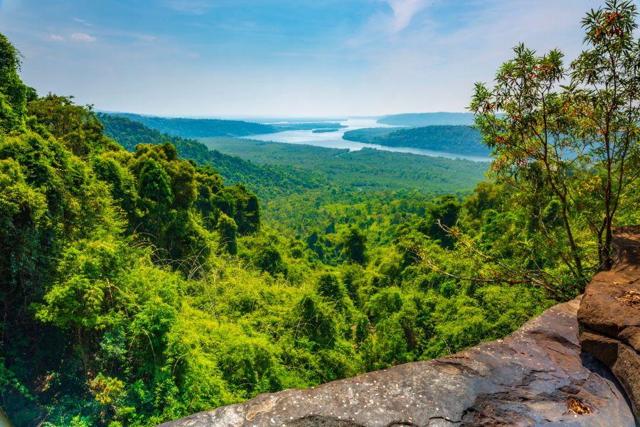 Cambodja Koh Kong natuur