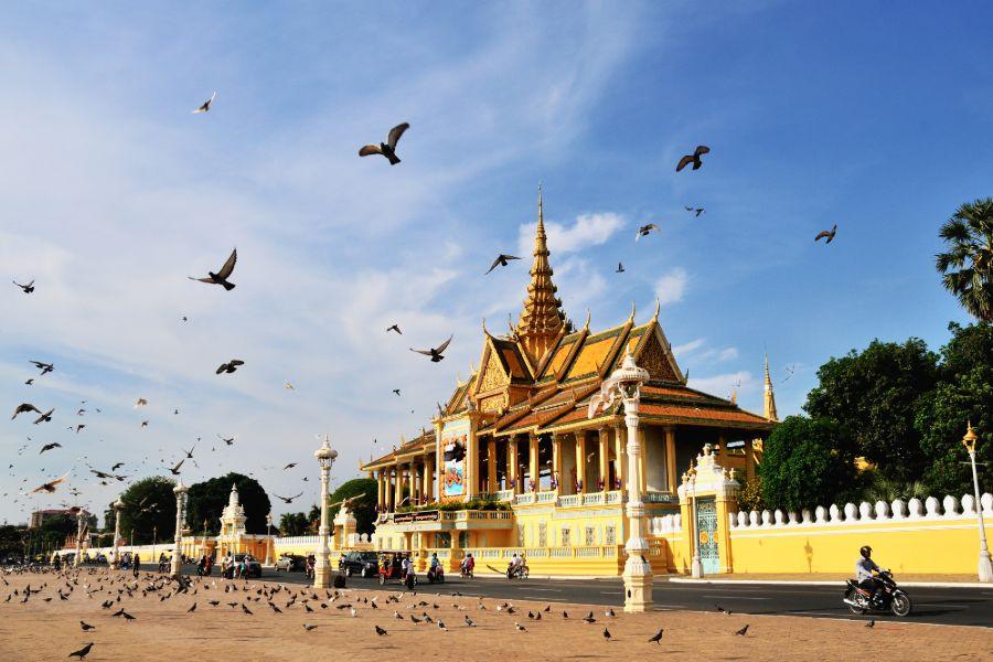 Dag 11: Sen Monorom – Phnom Penh