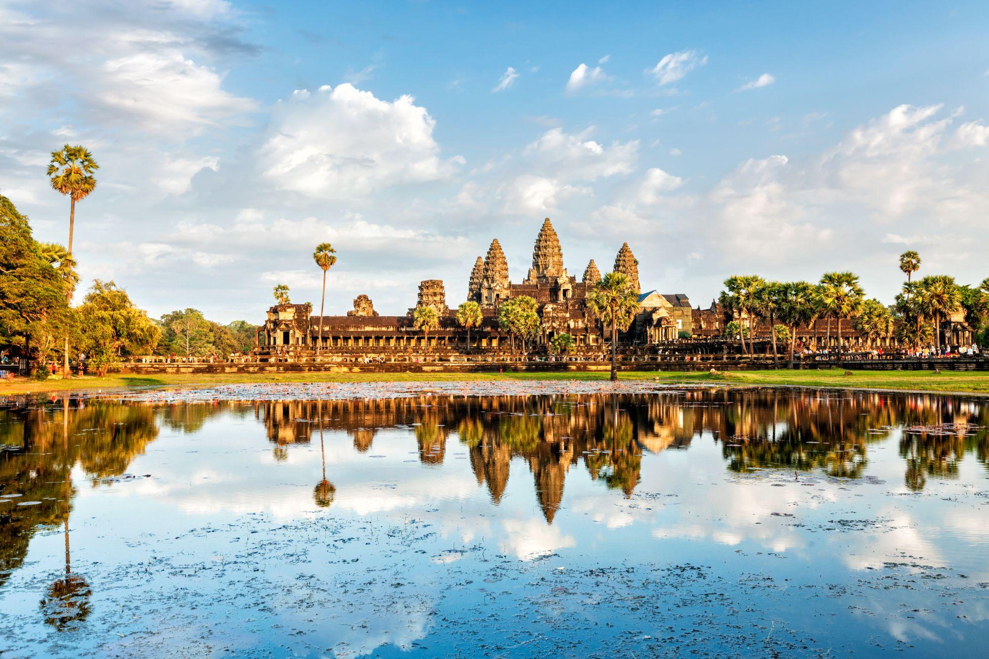 Gerelateerde tour 11-Daagse rondreis Cambodja