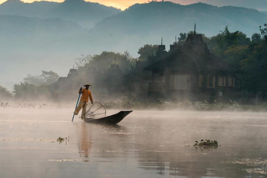 Hotel Myanmar Inle Lake Inle Lake Resort8