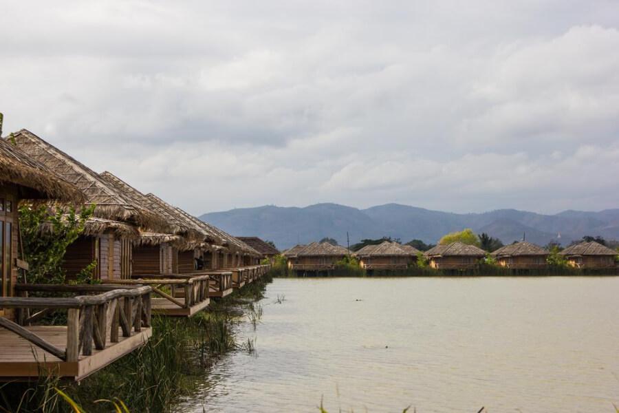 Hotel Myanmar Inle Lake Royal Nadi Lake18