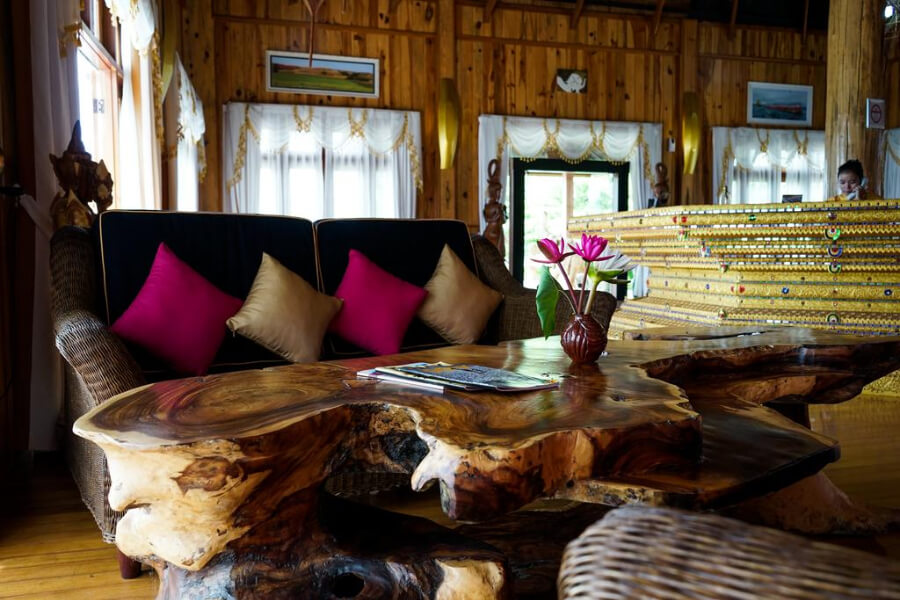 Hotel Myanmar Inle Lake Royal Nadi Lake21