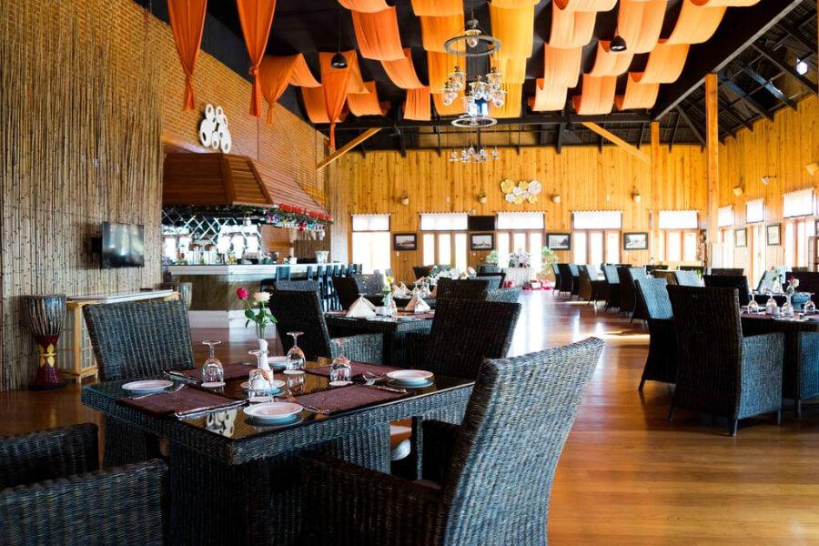 Hotel Myanmar Inle Lake Royal Nadi Lake29