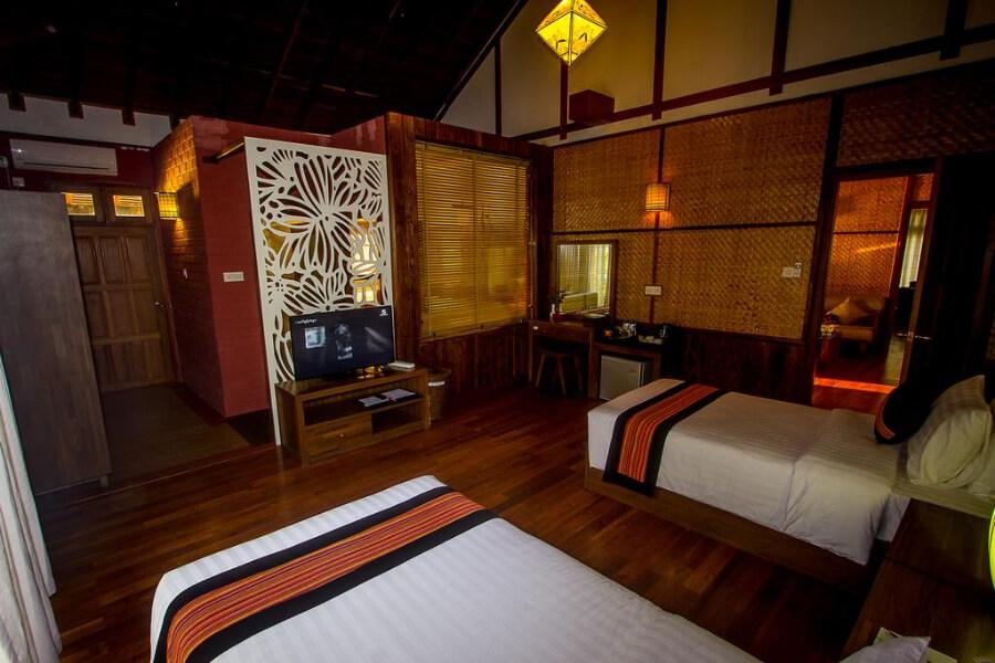 Hotel Myanmar Inle Lake Royal Nadi Lake34