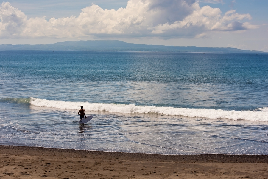 Indonesie Bali Keramas