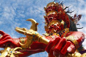 Blog artikel1 'De dag van de absolute stilte – Nyepi Festival Bali'