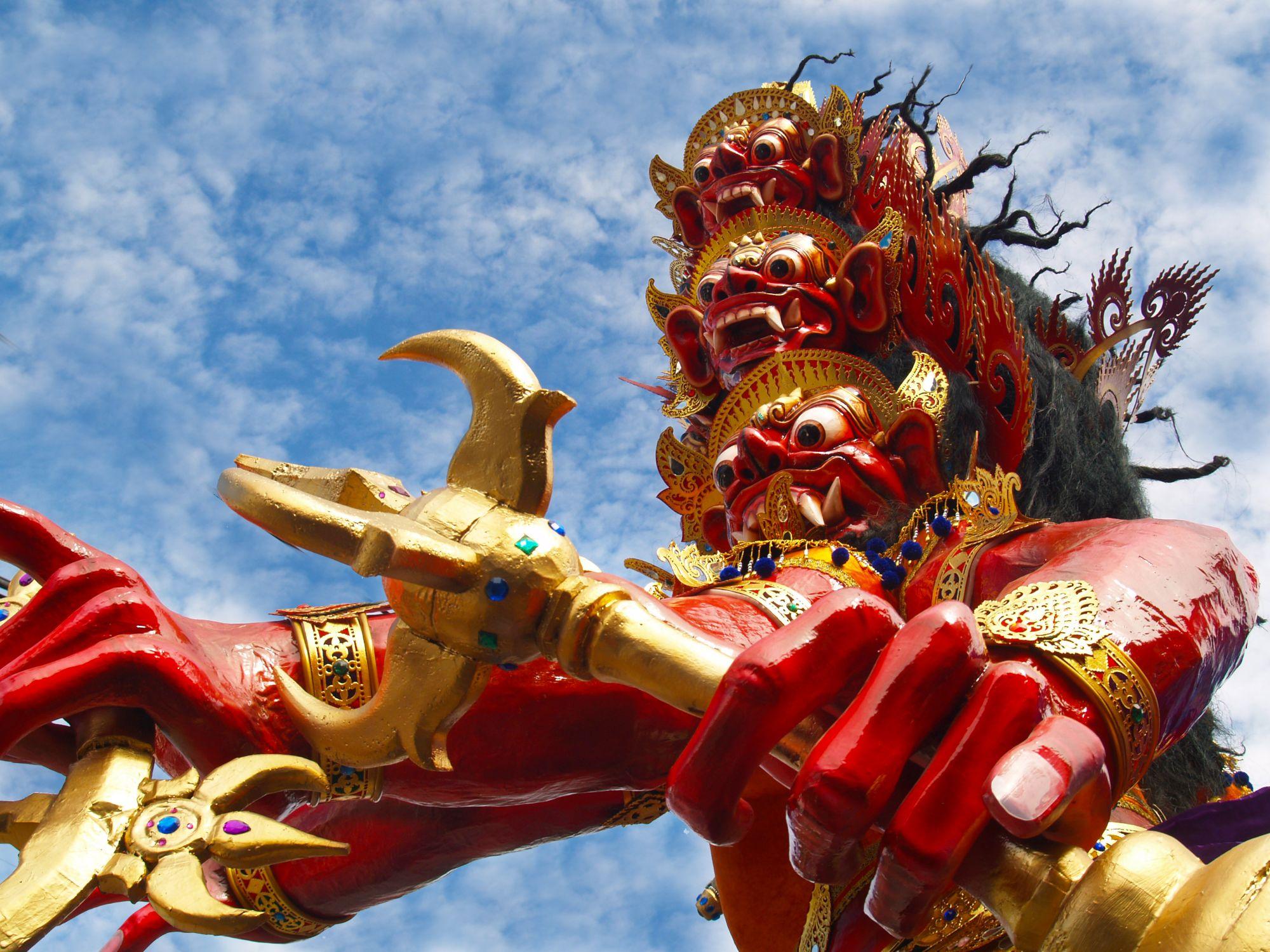 Gerelateerd blog artikel De dag van de absolute stilte – Nyepi Festival Bali