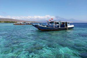 Blog artikel1 'Snorkelen rondom Menjangan Island'