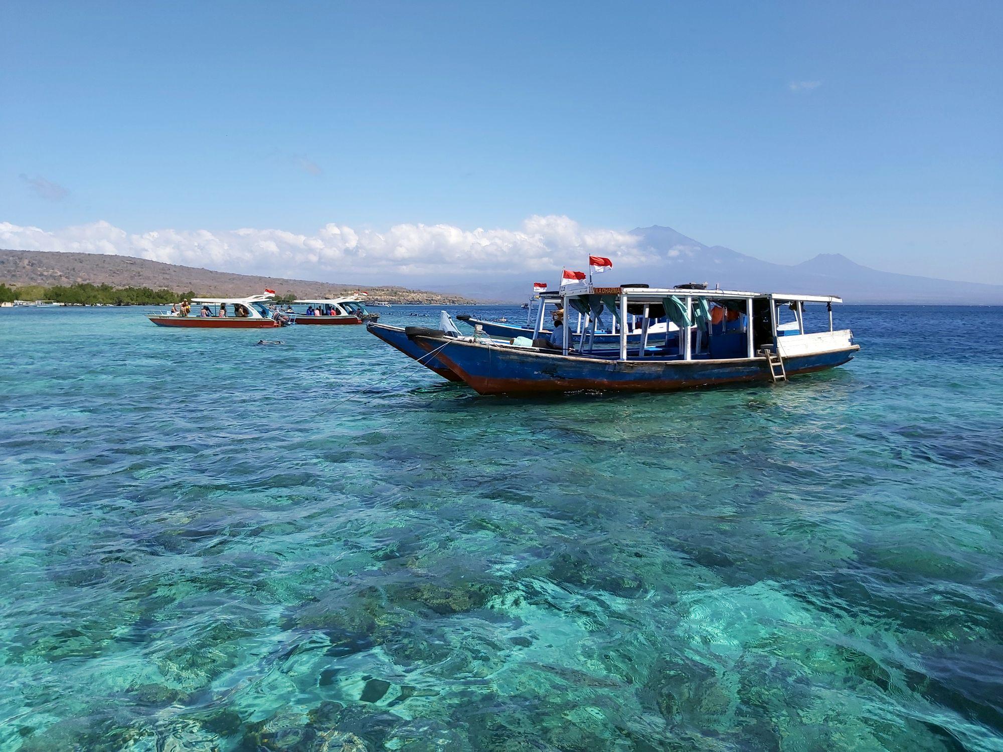 Indonesie Bali Pemuteran Snorkelen bij Menjangan Island