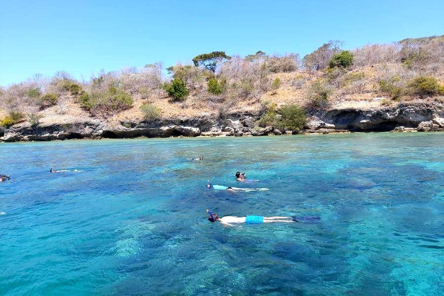 Indonesie Bali Pemuteran snorkelen Menjangan 02