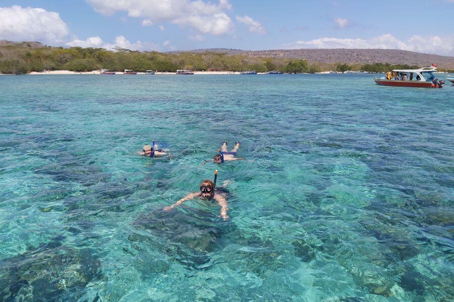 Indonesie Bali Snorkelen bij Pemuteran 1