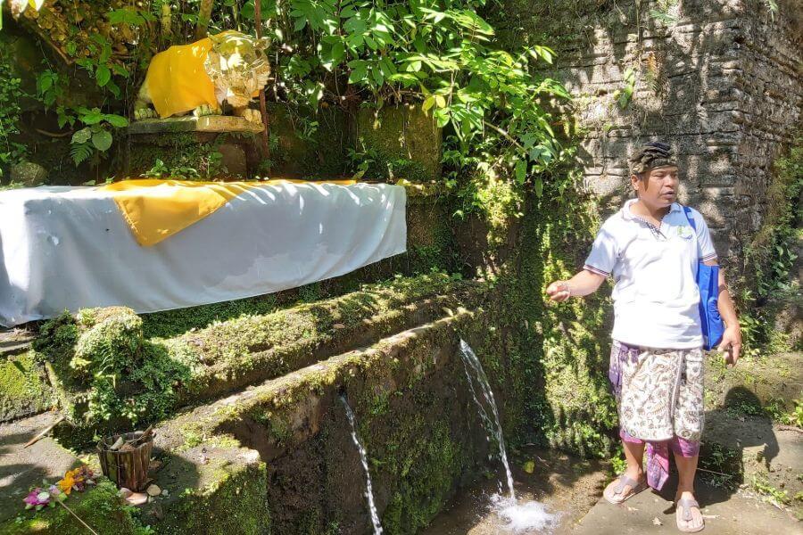 Indonesie Bali Trekking Kenderan rijstvelden 8
