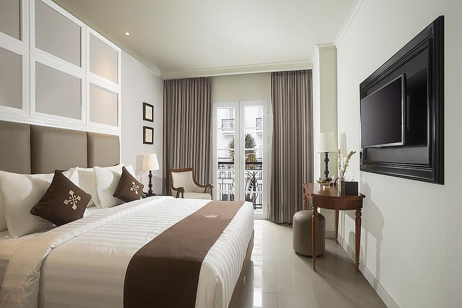 Indonesie Hotel Indies Heritage Hotel Jogjakarta Rooms