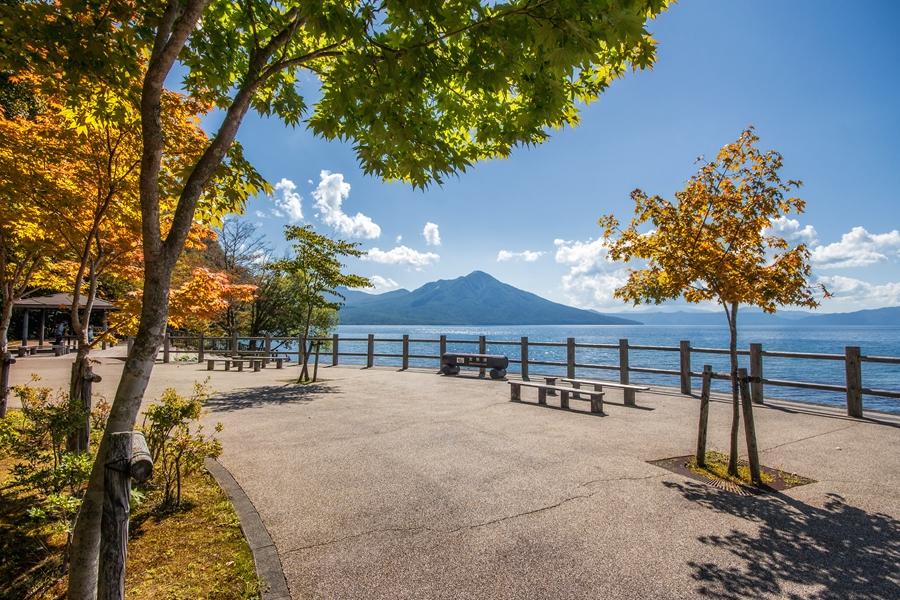 Japan Hokkaido Shikotsu Toya National Park 1 1