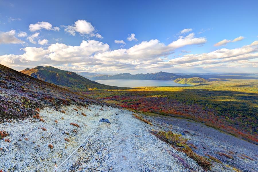 Japan Hokkaido Shikotsu Toya National Park 2