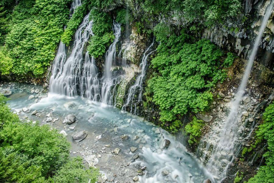 Japan Hokkaido natuur 7