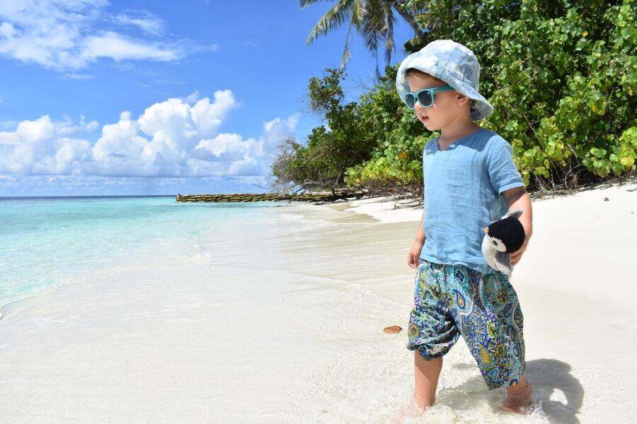 Dag 15 - 16: Malediven, Embudu Village