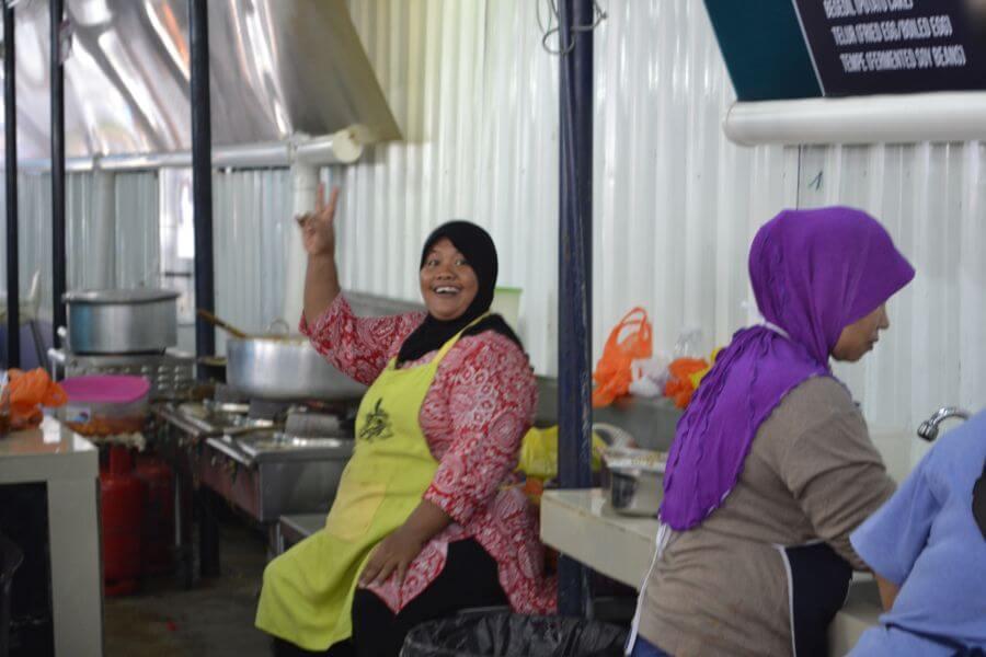 Maleisie Kuala Lumpur Fietstour 05