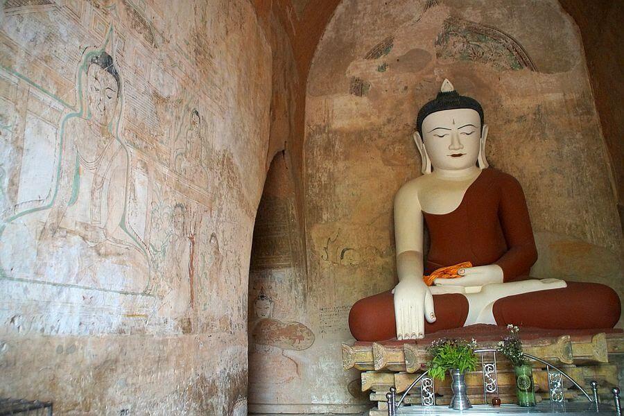 Myanmar Bagan Tempel 05