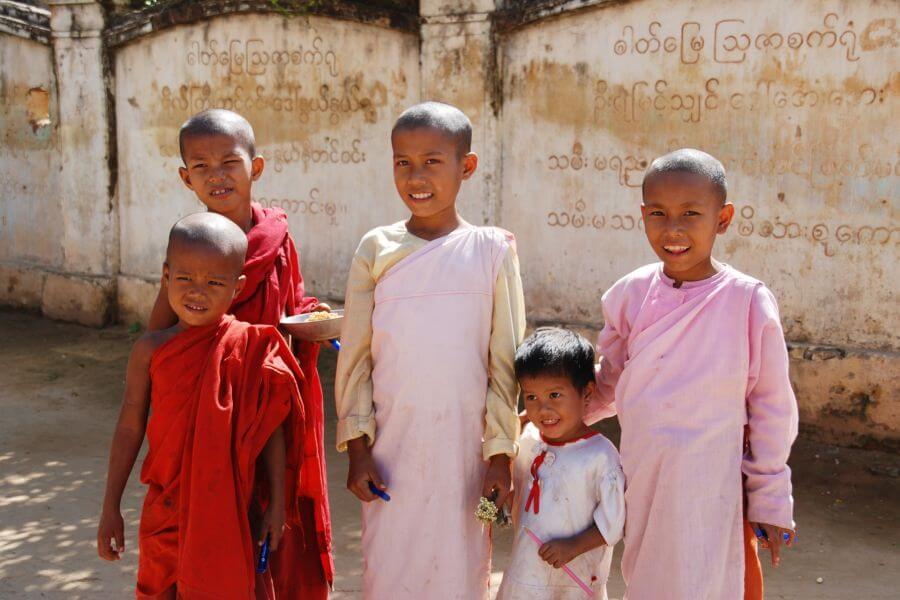 Gerelateerde tour 13-Daagse familiereis Myanmar