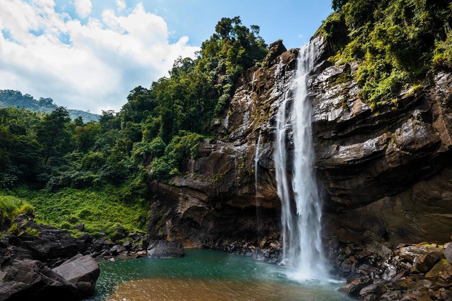 Sri Lanka Kitulgala Aberdeen Falls