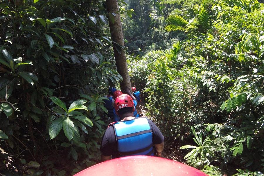 Sri Lanka Kitulgala Hiken