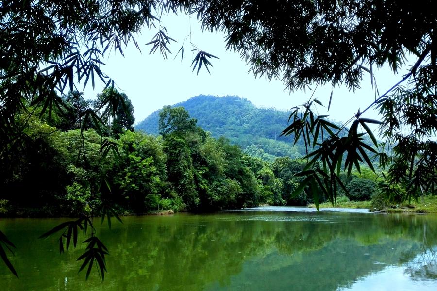 Sri Lanka Kitulgala Kaleni rivier