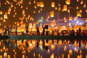 Blog artikel1 'Loi Krathong Festival'