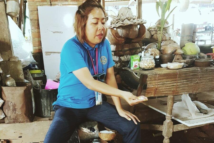 Thailand Bangkok Drijvende markt Gids Ben 02