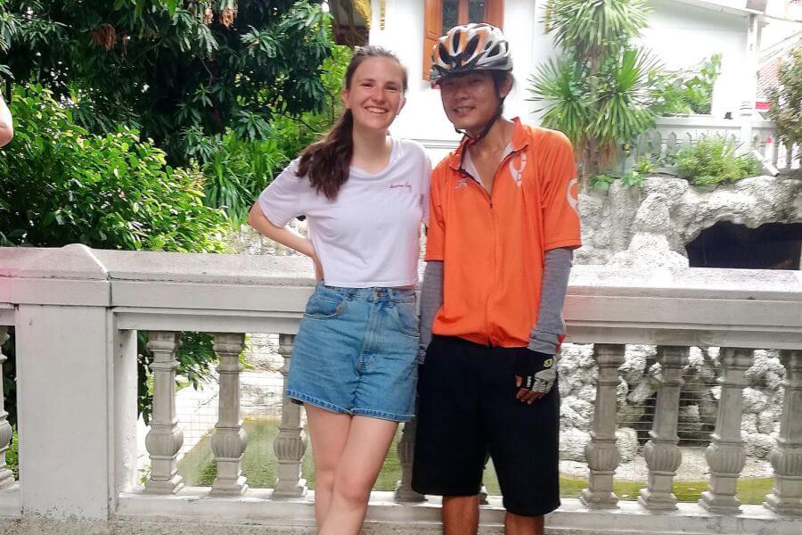 Thailand Bangkok Fietsen en Koken 06