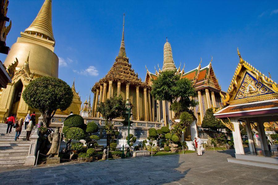 Thailand Bangkok Grand Palace 101