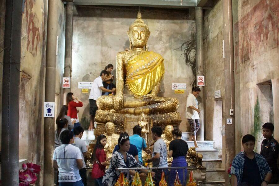 Thailand Bangkok Wat Bang Kung 02