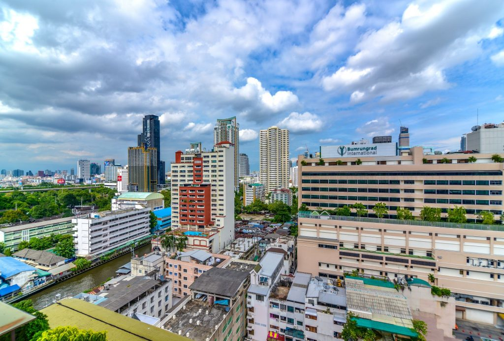 Thailand Bumrungrad International Hospital ziekenhuis gezondheidszorg