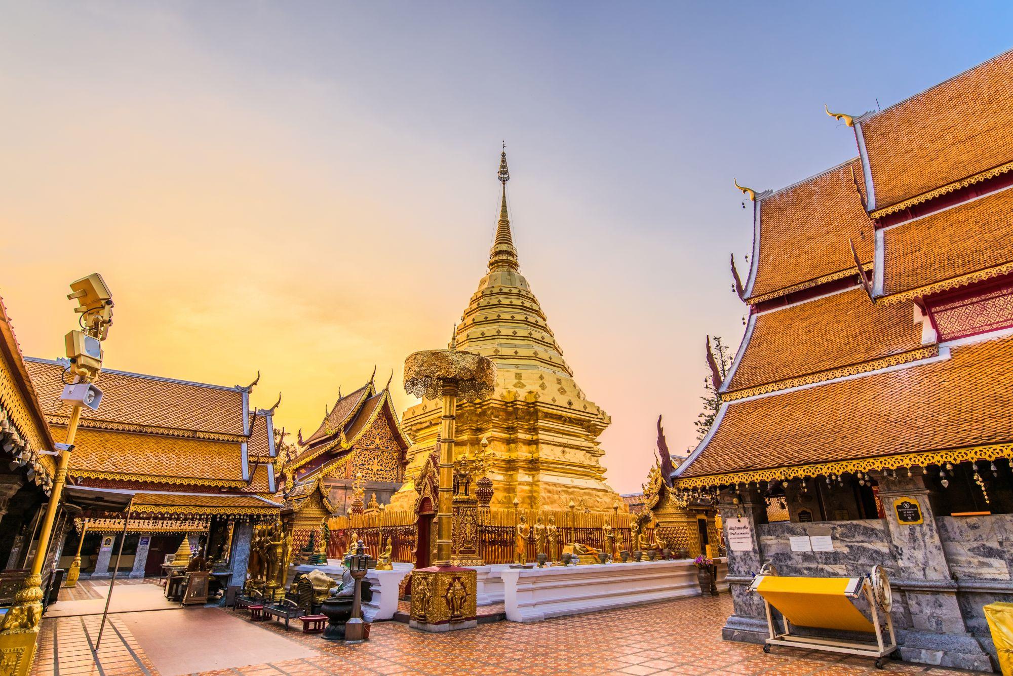 Gerelateerde tour 19-Daagse rondreis Noord- en Zuid-Thailand