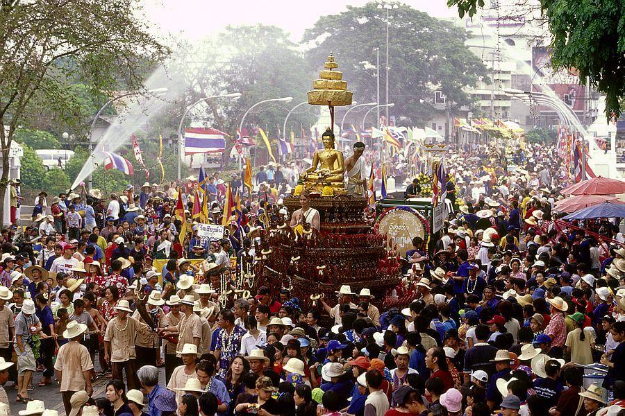 Thailand Chiang Mai Songkran 01