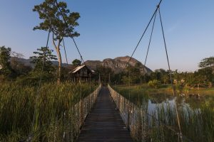 Blog artikel1 'Glamping in Khao Yai Nationaal Park'