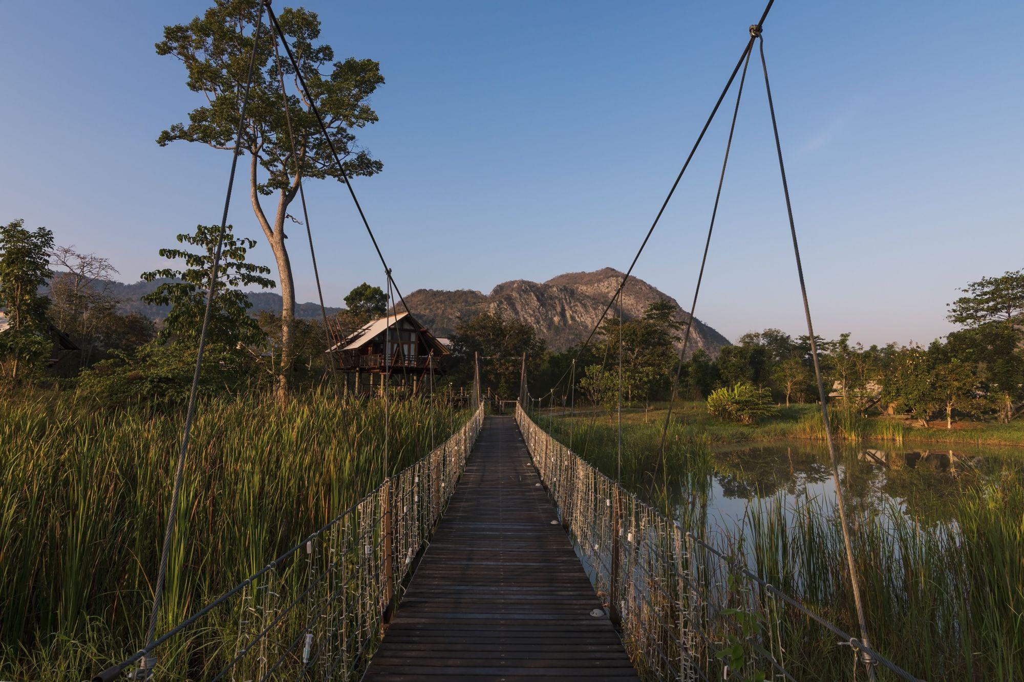 Blog artikel 'Glamping in Khao Yai Nationaal Park'