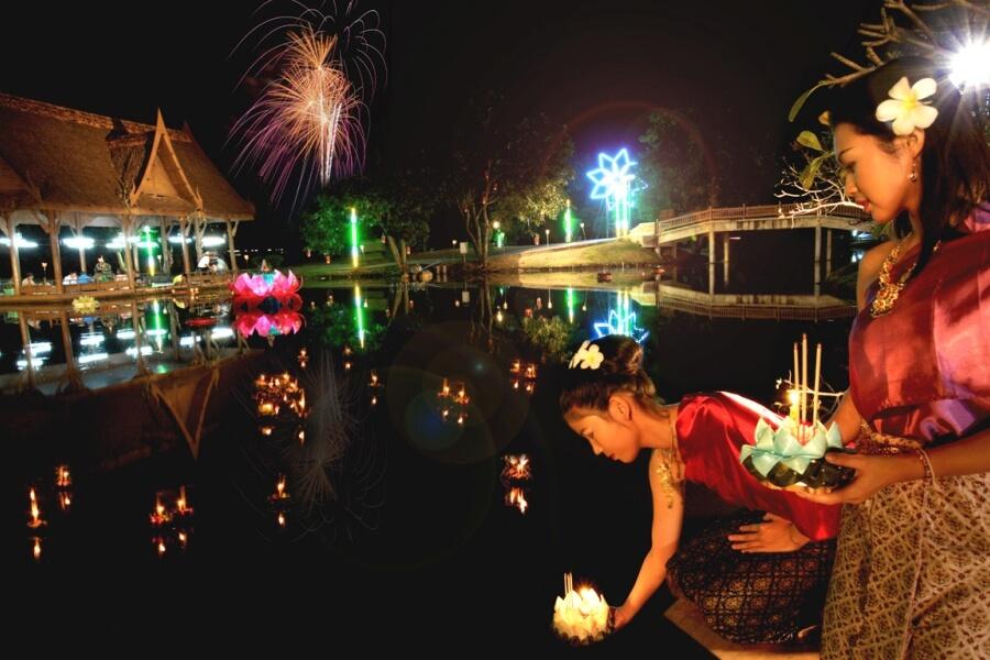 Thailand Loi Kratong 001