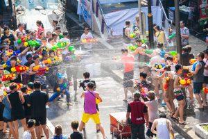 Blog artikel1 'Thais Nieuwjaar - Songkran'