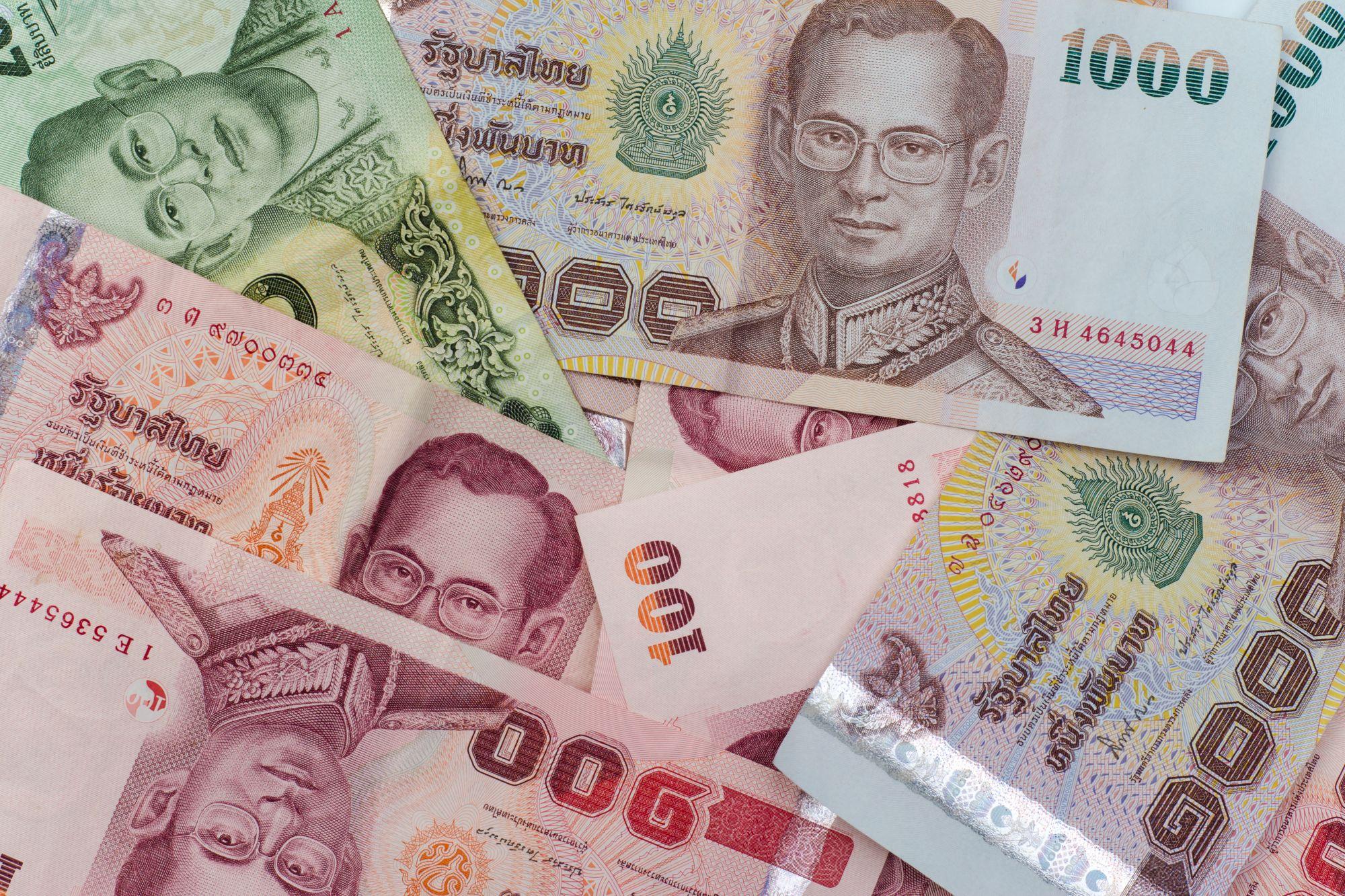 Thailand Thai Baht geld