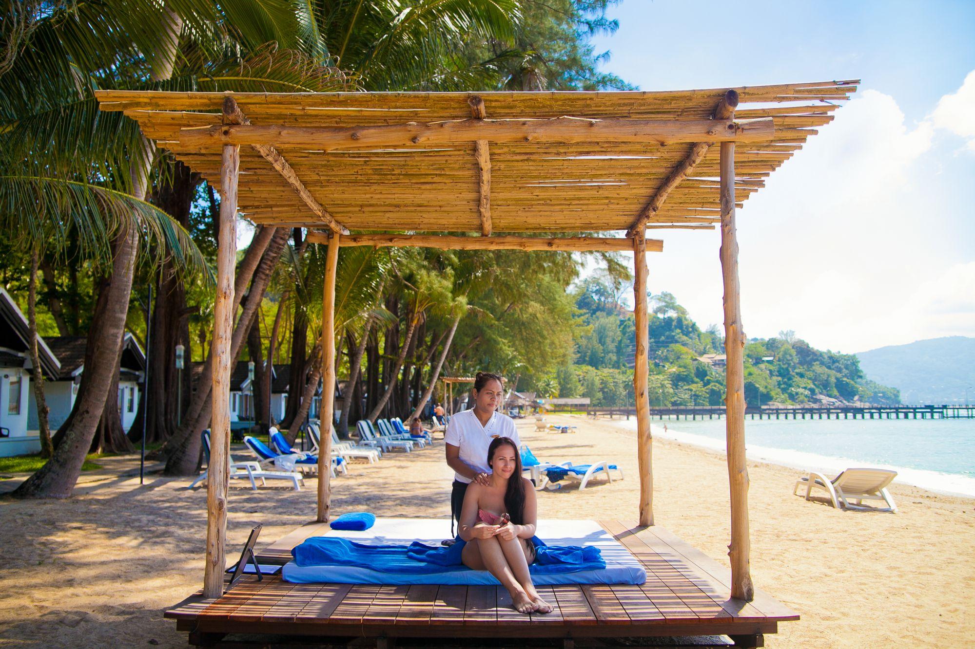 Blog artikel 'Traditionele Thaise massage - yoga voor luie mensen?'