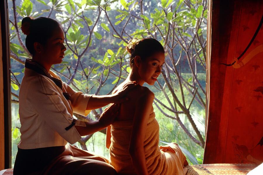 Thailand Thaise traditionele massage 172