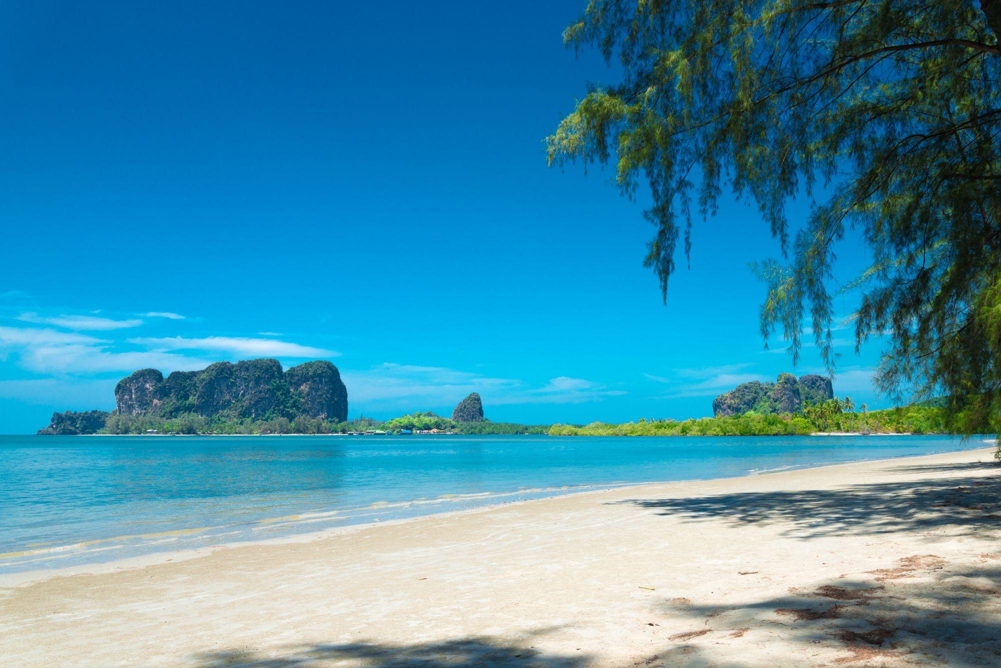 Blog artikel 'De ongerepte Trang eilanden'