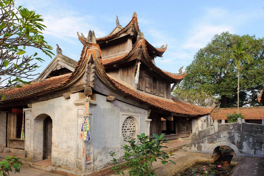 Vietnam Hanoi Tempel 001