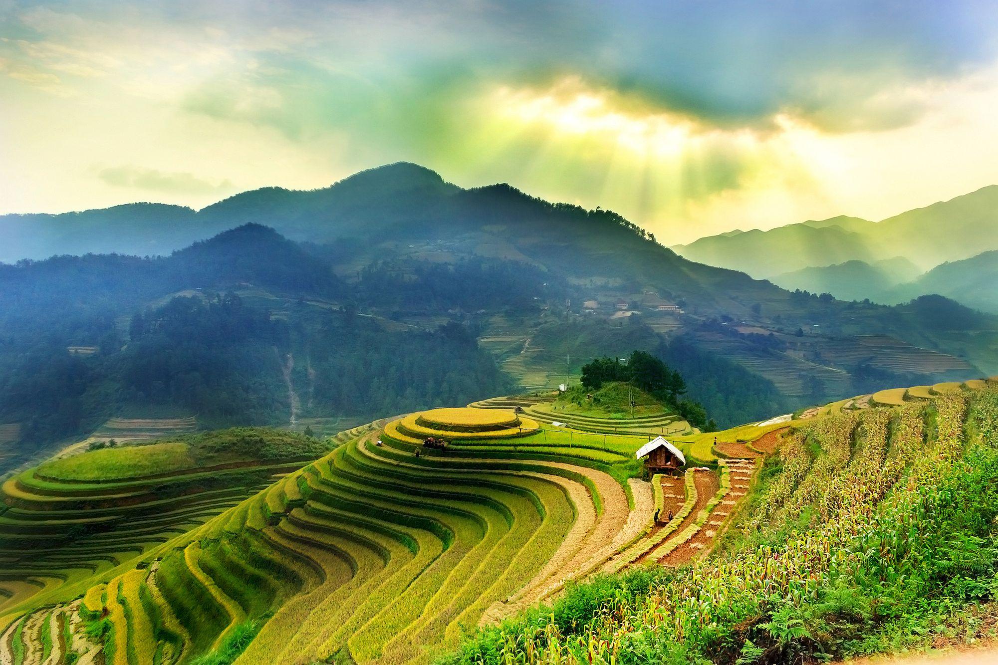 Dag 12: Hanoi – Sapa