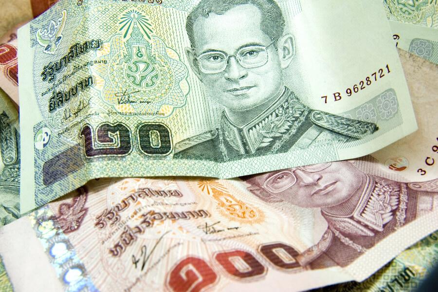 fi Blog Thailand betaaleenheid Thailand Baht Tips voor geldzaken