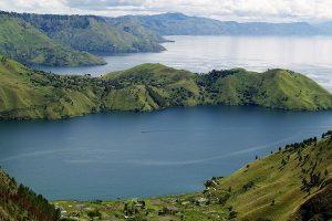 Het magische Toba meer