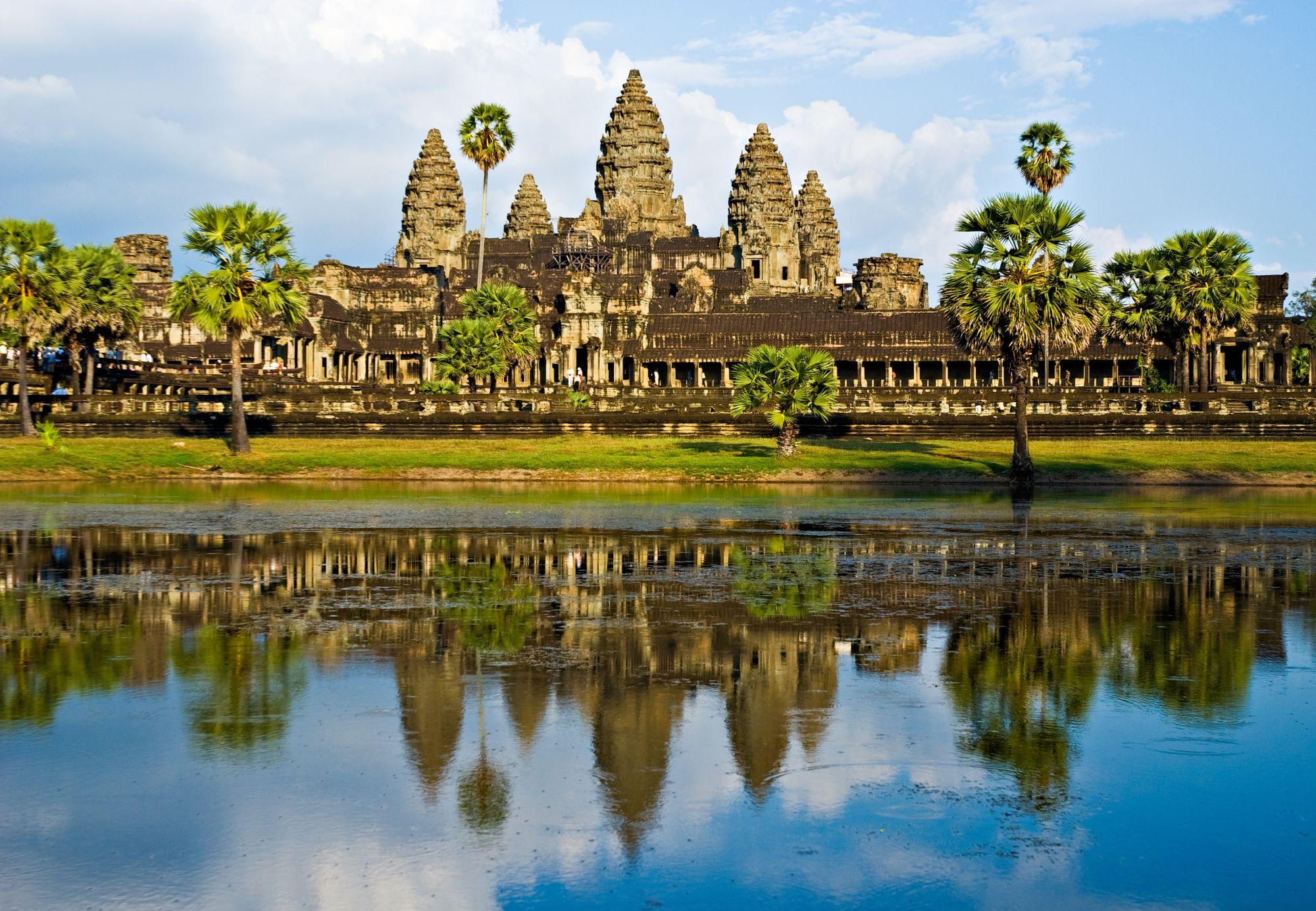 Dag 17: Phnom Penh – Siem Reap
