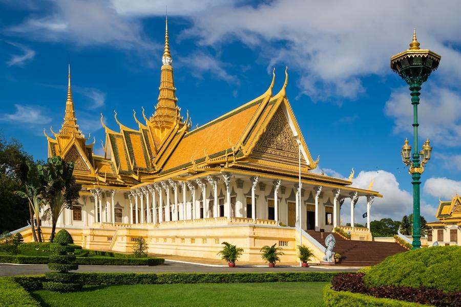 Dag 5: Bangkok - Phnom Penh