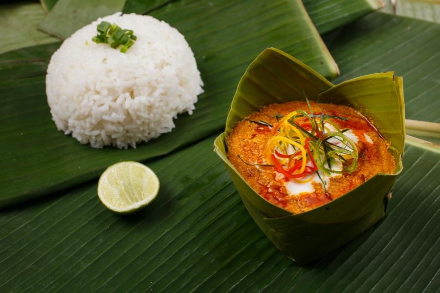 Cambodja eten Amok